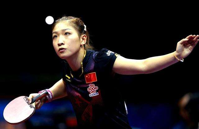 国乒一姐也曾经被禁赛反思,刘诗雯不是第一个 