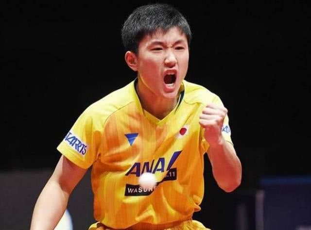 日本2小将入围,张本智和行将大战世界冠军