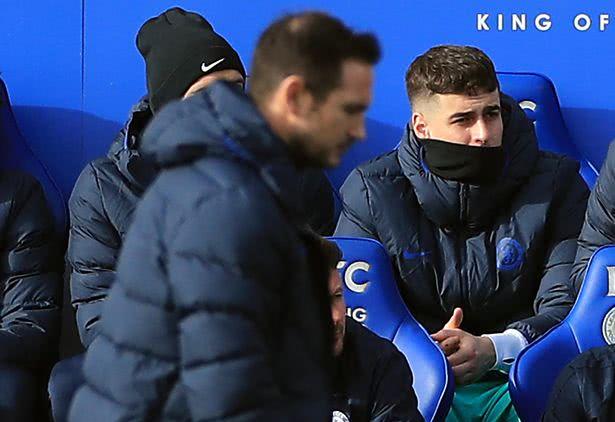 战利物浦献3连神扑,兰帕德还舍得弃用他吗?