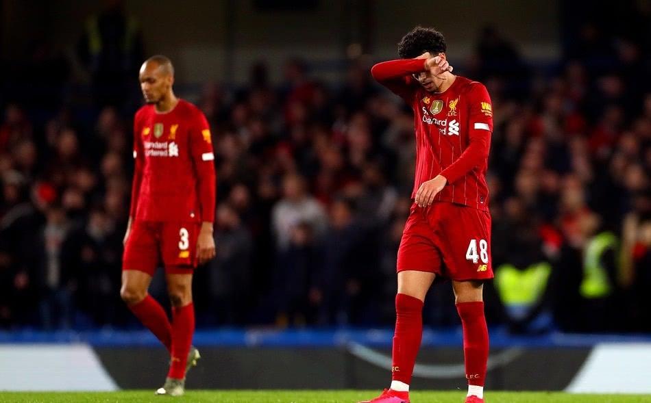 近3个客场3连败0进球,球迷:我置疑利物浦还能不能赢得英超联赛冠军