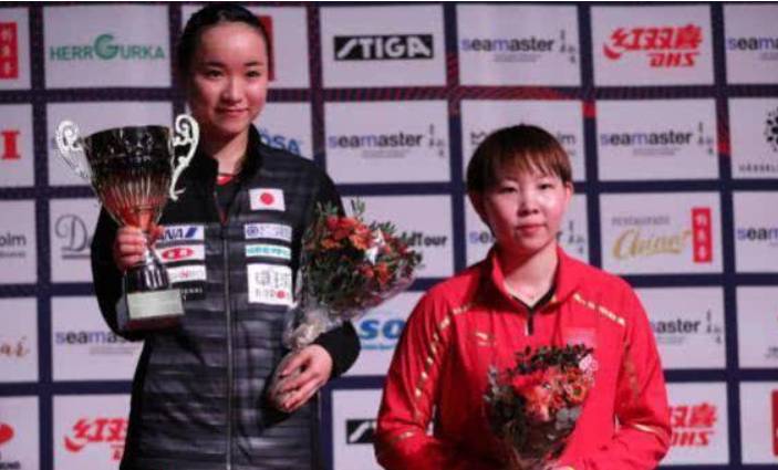 25岁世界冠军尴尬,伊藤美诚4-1打崩她后狂笑 