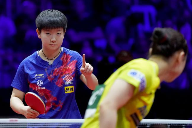 东京奥运会确认延期!国乒球员们又有了新时机! 