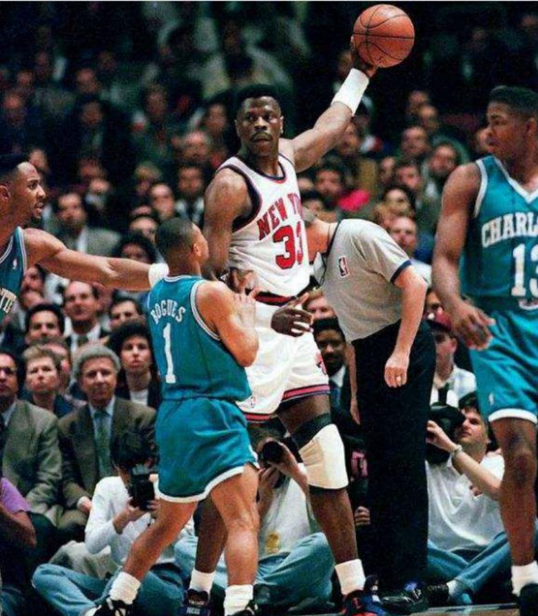 NBA史上最矮的運動員:身高僅1m6立足聯盟16年 ?