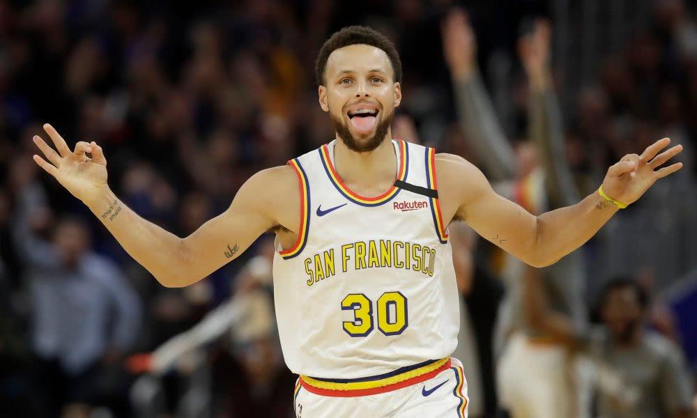 NBA歷史二十大球星:詹皇第一超喬丹 庫里進前十強過杜蘭特 ?