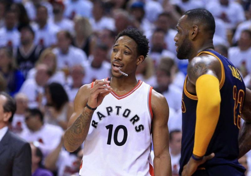 被詹姆斯打散的4支球隊,多人離開NBA ?