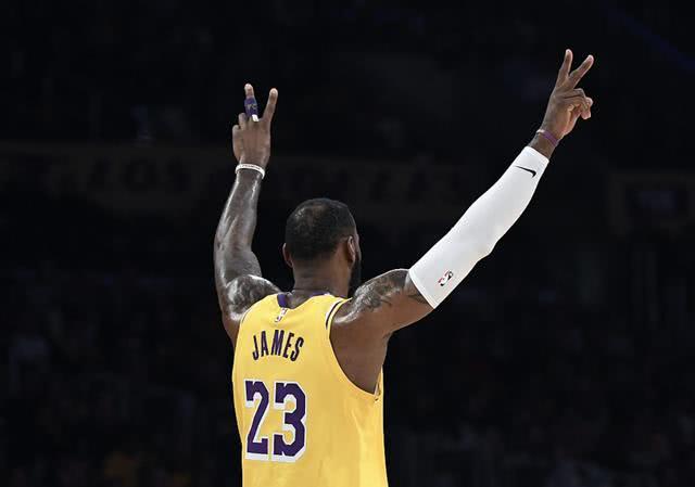 詹姆斯:我想要在湖人创造出自己在NBA生涯的最佳时间