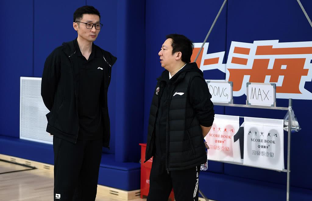 3个月教练组组长只打2场比赛 刘炜:CBA重启后希望上海反弹