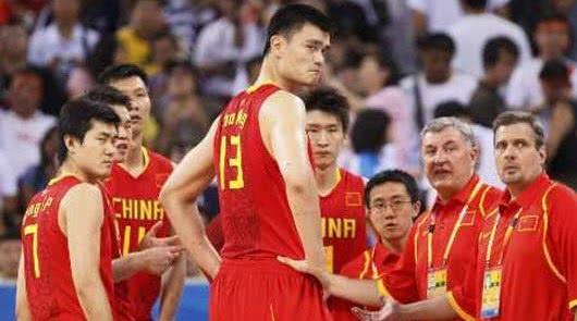 令人越来越想念!若他还没退役 中国男篮可能已前进东京奥运