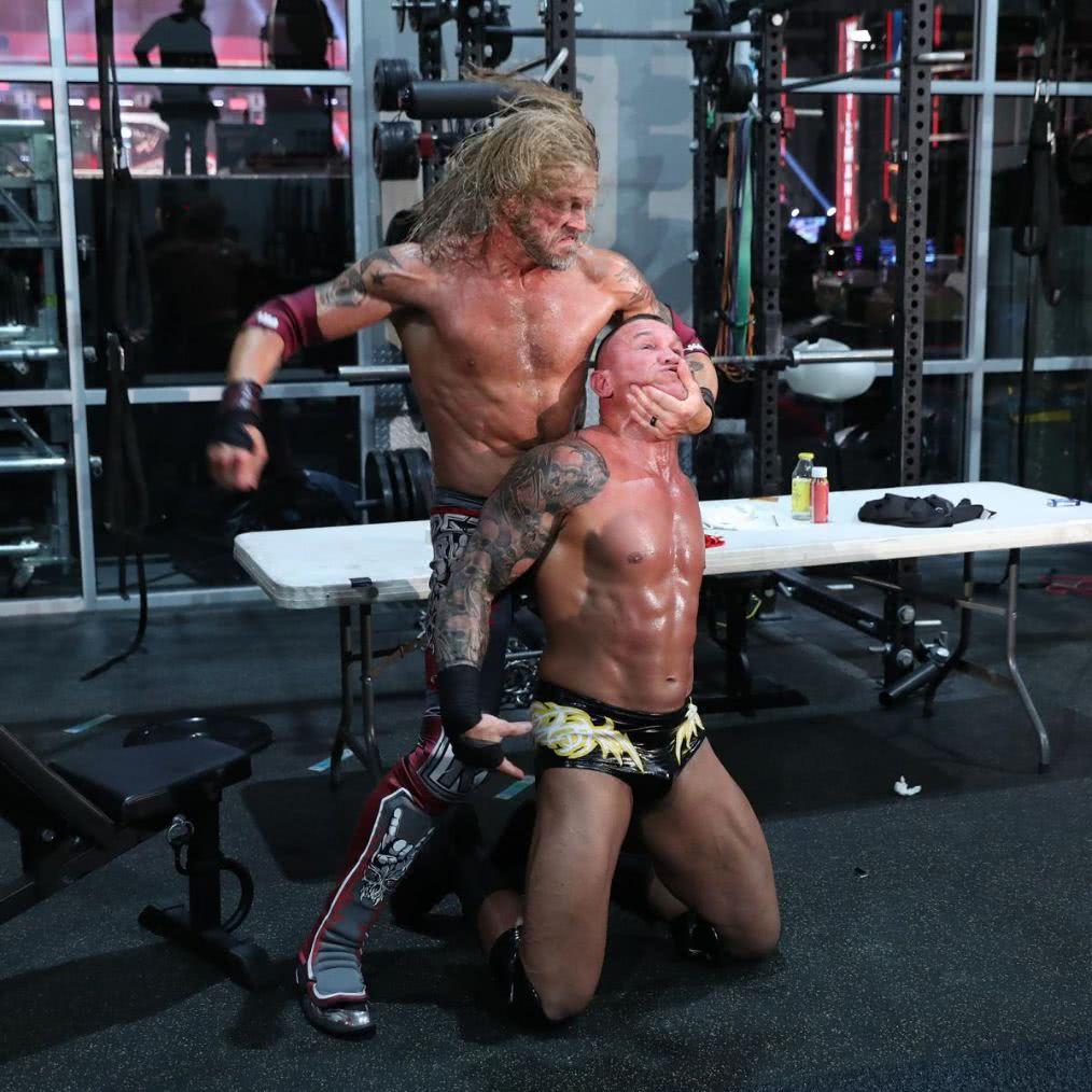 WWE摔小輝新聞:艾吉的下一場競賽已確定 ?