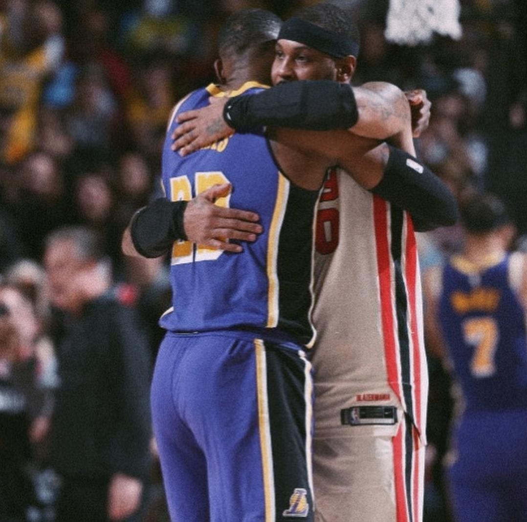 甜瓜力挺乔丹是NBA最巨大球员:这是众所周知的事情  