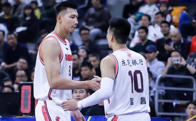 获国家队王牌支撑!广东男篮为何总走在联盟前列? 
