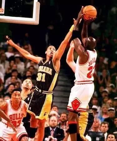 NBA历史上最伟大的球员,没有之一。在乔丹的身上  