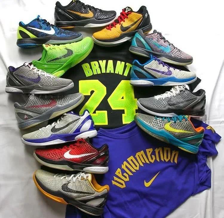 心爱的球鞋应该被珍藏,还是使命般的上球场