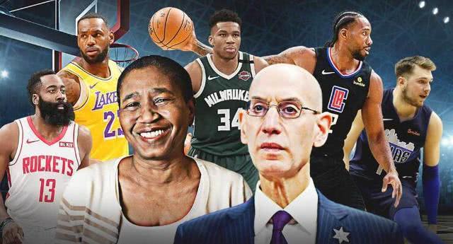 NBA推出新举措!球员复赛期间可在球衣背后加上标语 