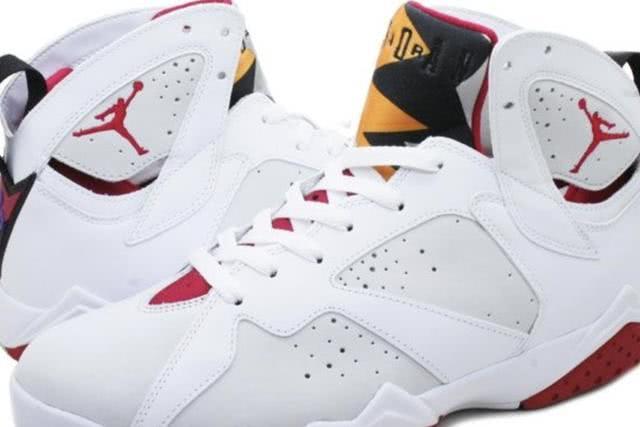 Air Jordan 7,一款对美国篮球来说意义非凡的经典实战球鞋