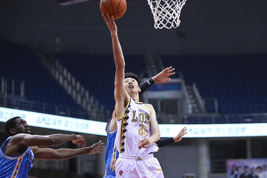 CBA这支球队才是中国男篮的模板,国版金州勇士不是白给 