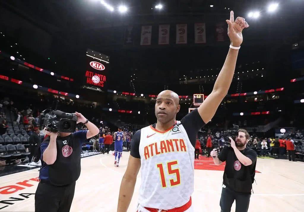 22年NBA最长生涯却屡成短寿代言一哥!卡特商业营销悖论成谜 