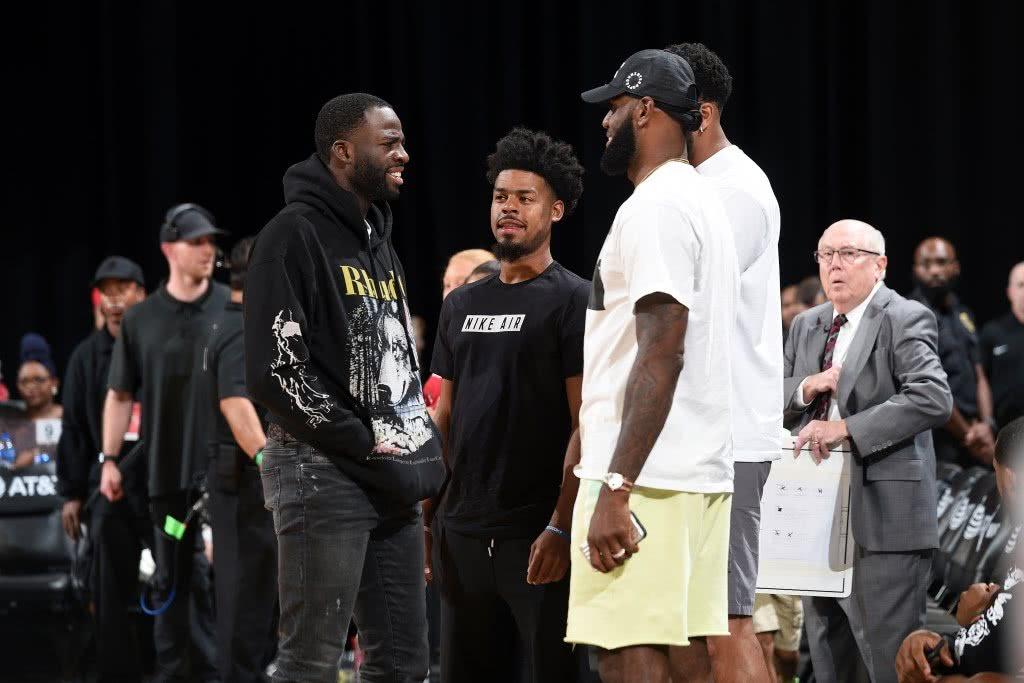 2大NBA重量级球员,每人给出一个勒布朗取胜理由