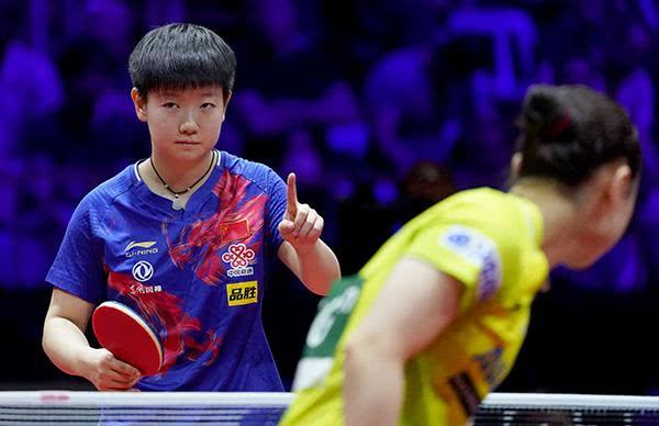 丁宁和刘诗雯锁定东京,陈梦和孙颖莎竞争奥运谁能胜出