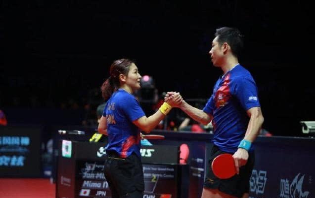 伊藤美诚回日本稀有如此点评国乒 她倒逼刘诗雯两短板