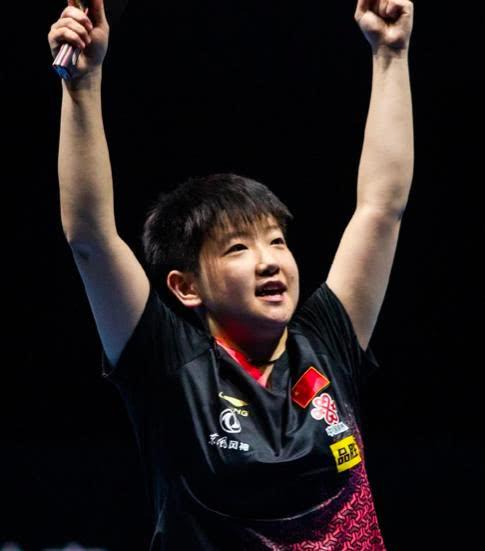 自动让球!国乒世界第一夺冠奥运座位稳了,竞争格式明晰三抢一