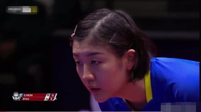 陈梦赢国乒内战,进入女单决赛,朱雨玲对陈梦没太多的方法?