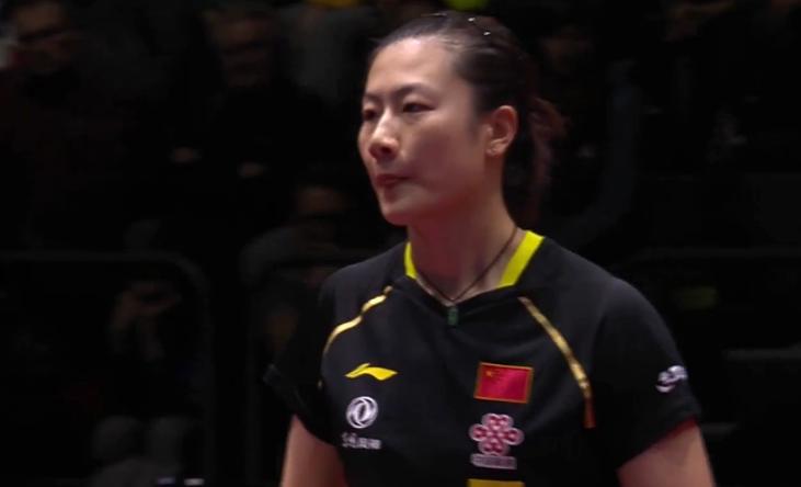 2020年德国乒乓球公开赛打开决赛抢夺,女单决赛,陈梦对阵丁宁。
