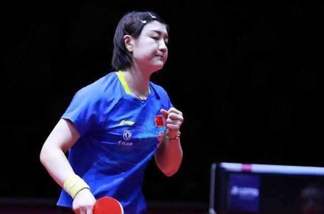 国乒教练犀利点评,陈梦2劣势影响奥运资格