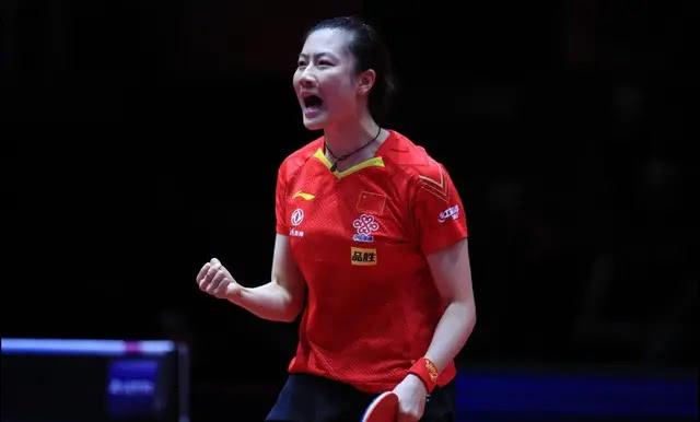 德国公开赛女单国乒有两场竞赛让人看不懂:水平低?懈怠?放弃?