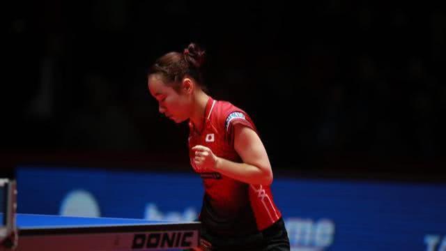 伊藤美诚回日本稀有如此评价国乒 她倒逼刘诗雯两短板