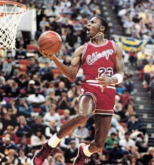 NBA五大身体天分最强球星:乔丹上榜,詹姆斯第3,榜首太有天分!