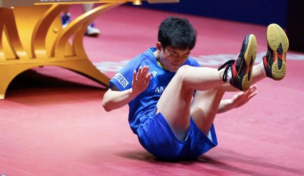 """中国乒乓球""""天才""""入日籍,公开感谢父亲放弃原国籍"""