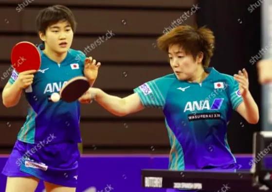 日本女双再夺一冠,集团优势明显,国乒不能只靠昕雯,