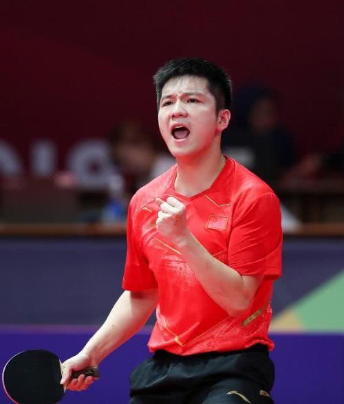 花季老将樊振东,走过低谷冲向奥运是否开创属于自己的新时代?