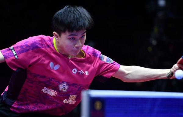 中国天才搭档2-3惨遭一轮游还被打2分,曾3-1击败奥恰