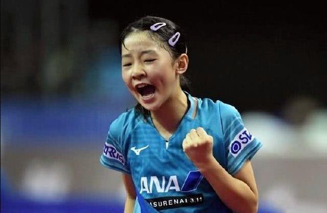 张本智和亲妹打疯了,日乒一姐遭中国另类围剿