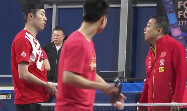 刘国梁亲自开会调整 李隼秦志戬回应