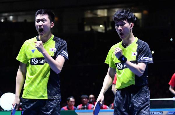 2小将3-0横扫晋级,华裔韩国一姐回归