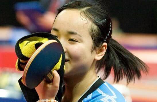 两个4-0!日乒猛女横扫前国乒世界冠军
