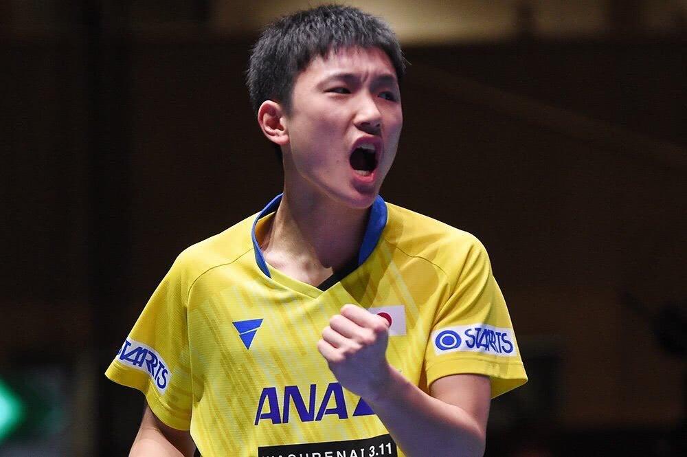 张本智和4-1夺冠,伊藤美诚4-3大逆转夺冠