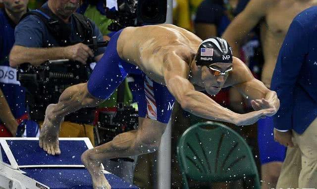 """""""怪""""的运动员:博尔特腿部肌肉很粗,菲尔普斯像鱼"""