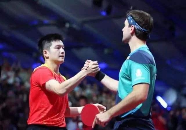 他是乒坛常青树,二十年来战胜过国乒众多主力