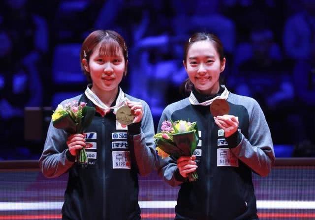 日本3金成大赢家,中、德各1金,张本、伊藤齐夺冠