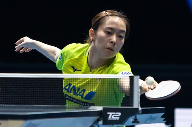 石川佳纯3-4出局,无缘对决伊藤美诚,国乒不在仍被打爆