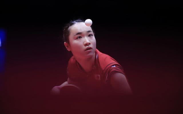伊藤美诚又给国乒提个醒,中国选手输球发声