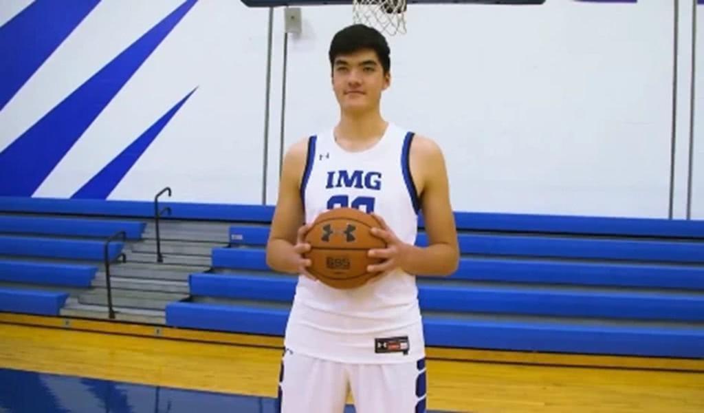 身高2米21成男篮稀缺人才!不愿为中国男篮效能