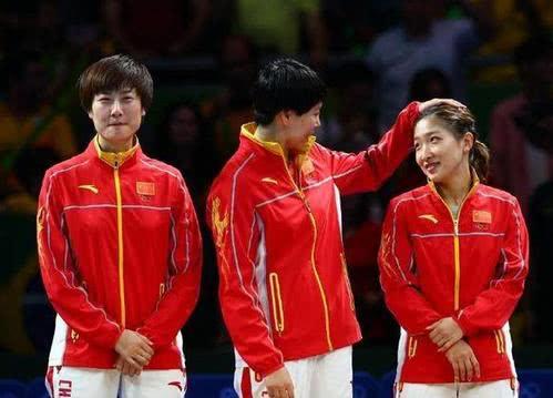 我国乒乓球队恐提早新老交替,多名奥运冠军上榜 