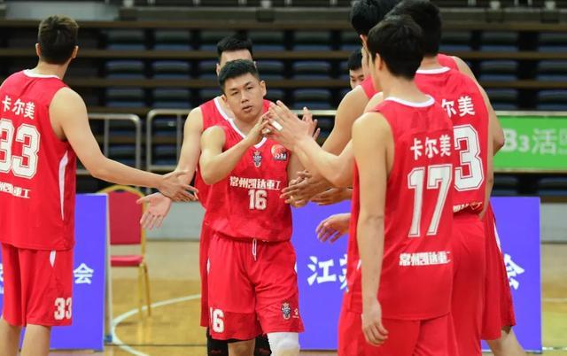 连云港取得第二,扬州队第三,卫冕冠军东台第四