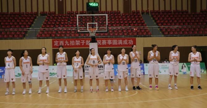 河南伊川女篮以73-59击败了武汉女篮,这场竞赛河南女篮是反转取胜