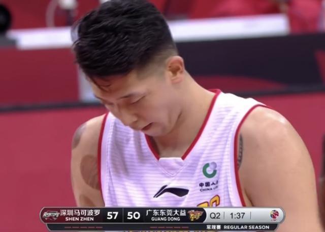 109次罚球,84次犯规!广东深圳4人6犯结业,这样的CBA真的好看吗